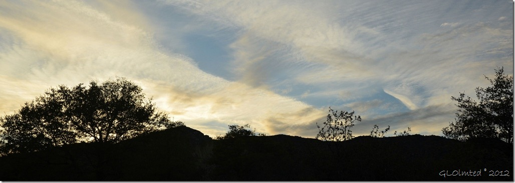 02 Sunset over Weaver Mts Yarnell AZ pano (1024x363)