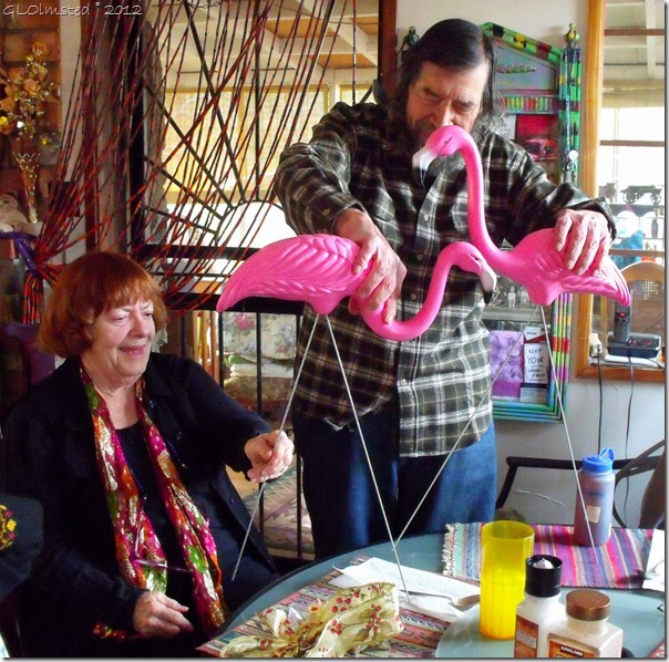 04 792 Berta & Jim with pink flamingos Christmas Yarnell AZ (1024x1013)