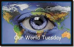 Our World Tuesday meme badge
