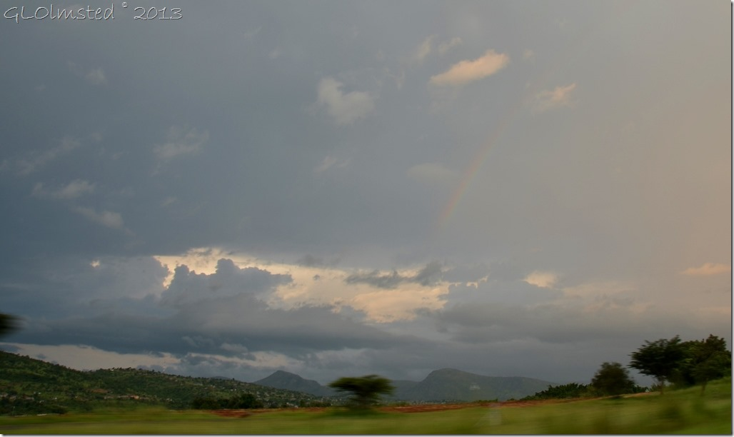 Rainbow Kruger National Park South Africa