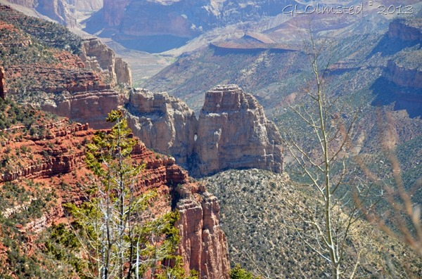 From Vista Encantada overlook NR GRCA NP AZ