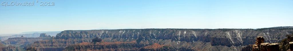 Walhalla Plateau from Pt Imperial NR GRCA NP AZ
