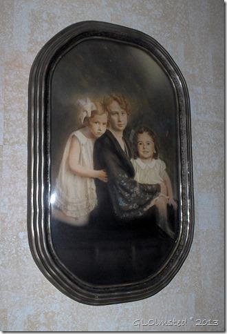 June, Francis & Helen Loomis 1935