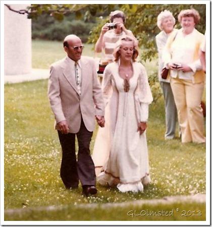 Ray & Gail wedding Morton Arboretum Lisle Illinois